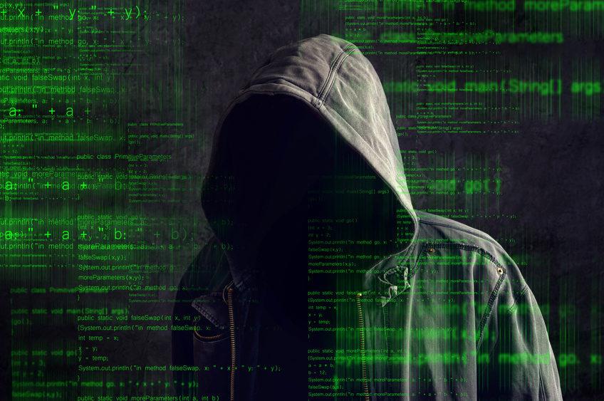 Cyber Krimineller