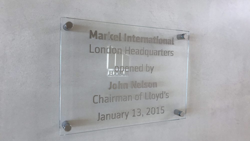 Markel Headquarter in London