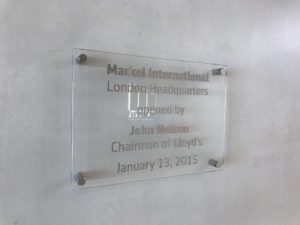 Markel Headquarter in London