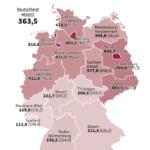 Diebstahl von Fahrrädern in Deutschland
